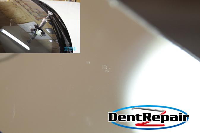 BMWチッピング、修理後の写真